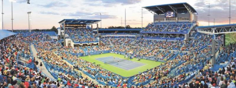 BIM Coordination for ATP Mason Tennis Center