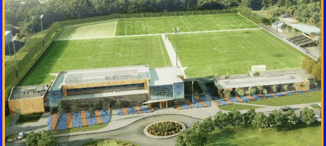 FC Cincinnati Practice Complex - BIM