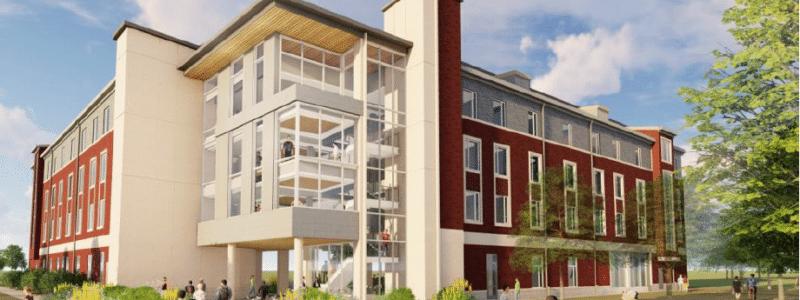 DePauw University Residence Hall BIM Coordination